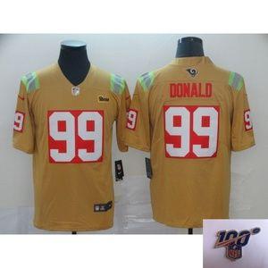 Los Angeles Rams Aaron Donald Jersey
